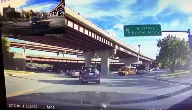 Watch Dashcam BMW crash GIF on Gfycat. Discover more related GIFs on Gfycat