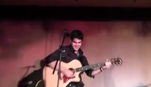 Watch this trending GIF on Gfycat. Discover more darren criss GIFs on Gfycat