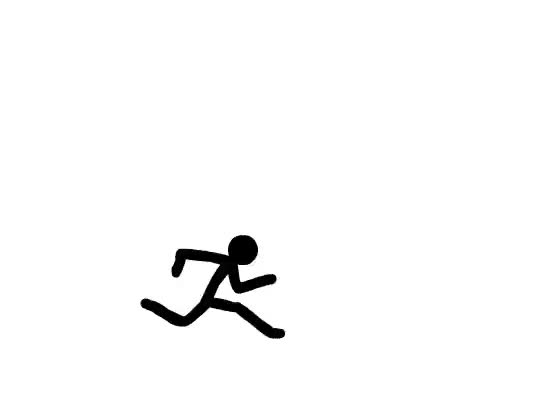 Watch and share Running Stickman Stick Man Clipart GIFs on Gfycat