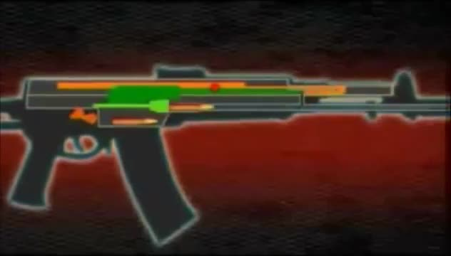 Watch and share A Brief Look At The Balanced Action Dual Gas-piston System As Used In The AK-107 & AEK-971 To Aid In Controlling The Recoil Of Burst/automatic Fire (reddit) GIFs by Movie & Military GFYS  on Gfycat