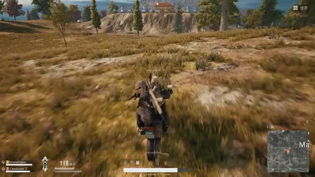 Watch and share Pubg GIFs by wuliwooki on Gfycat