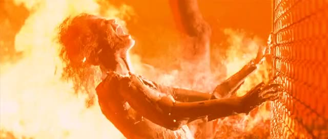 Watch and share The Nuclear Apocalypse Scene - Terminator 2 (1991) - HD GIFs by meskal on Gfycat