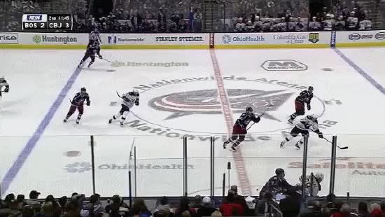 Watch Seth Jones is Strong GIF by @ryanreal on Gfycat. Discover more related GIFs on Gfycat