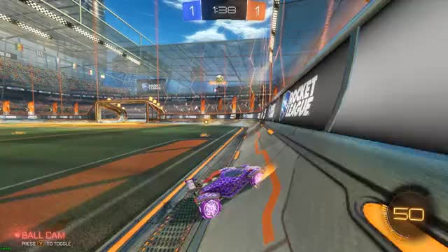 Watch and share Pop Up And Roof 50-50 Goal GIFs by cjewels on Gfycat