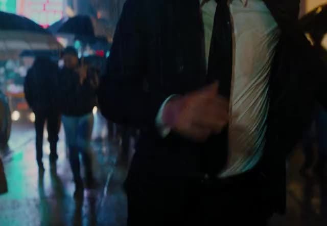 Watch this advert GIF by John Wick: Ch 3 - Parabellum (@johnwick) on Gfycat. Discover more john wick, john wick 3, john wick chapter 3, john wick chapter 3 parabellum, keanu reeves, rain, raining, run, running GIFs on Gfycat
