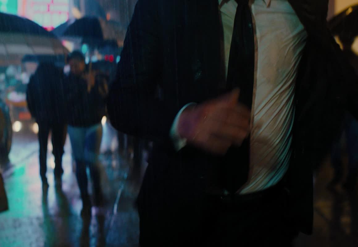 john wick, john wick 3, john wick chapter 3, john wick chapter 3 parabellum, keanu reeves, rain, raining, run, running, John Wick Keanu Reeves Running Rain GIFs