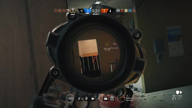 Watch and share R6 Hitreg GIFs by finnishcoconut on Gfycat