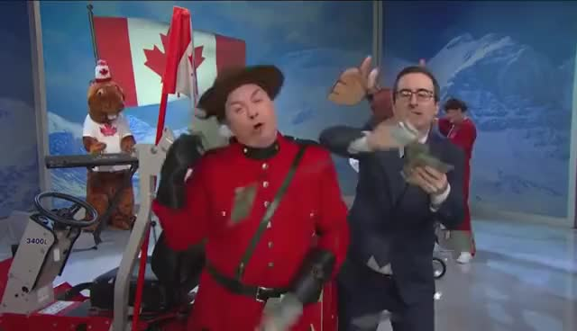 Watch this canada GIF on Gfycat. Discover more canada, canada day, john oliver GIFs on Gfycat