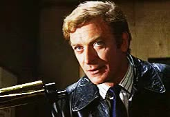 Watch and share Michael Caine GIFs and Celebrities GIFs on Gfycat