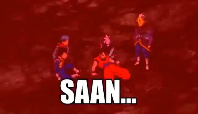 Zamasu Screams Son Goku's Name (EARRAPE EDITION)