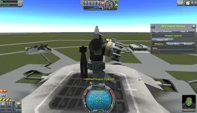 [Vinesauce] Joel - Kerbal Space Program ( Nuke Mod )