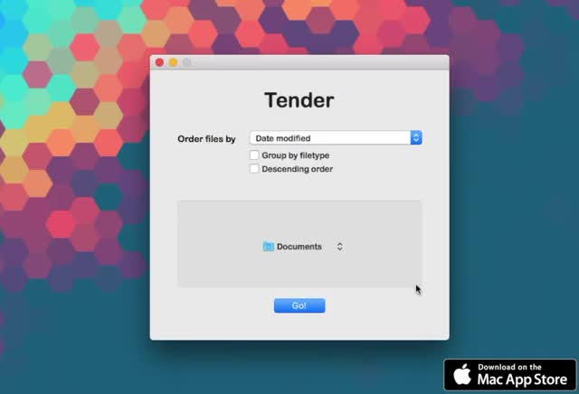 Watch and share Tender Demo.mov GIFs on Gfycat