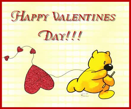 happy valentines day gifs, vallentines day clip art, valentine\'s day GIFs