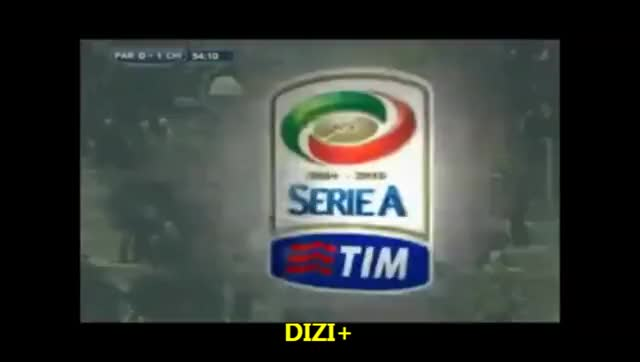 Watch and share Zukanovic (Chievo Verona) Goal Vs. Parma - 11 Feb 2015 GIFs on Gfycat