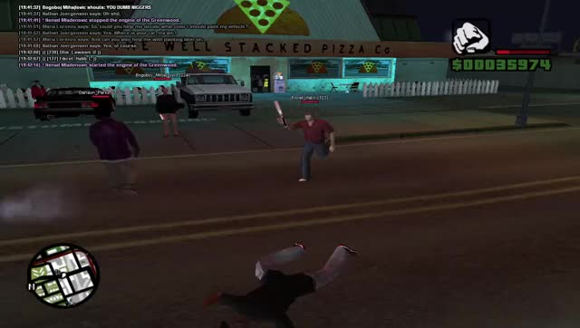 Watch and share GTA SA MP 2020-04-09 19-42-07 Trim GIFs by sbpreckless7 on Gfycat