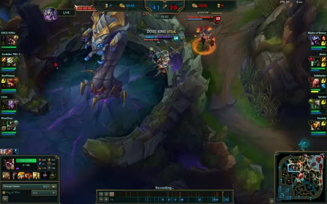 Watch and share Kled GIFs by dogeking on Gfycat