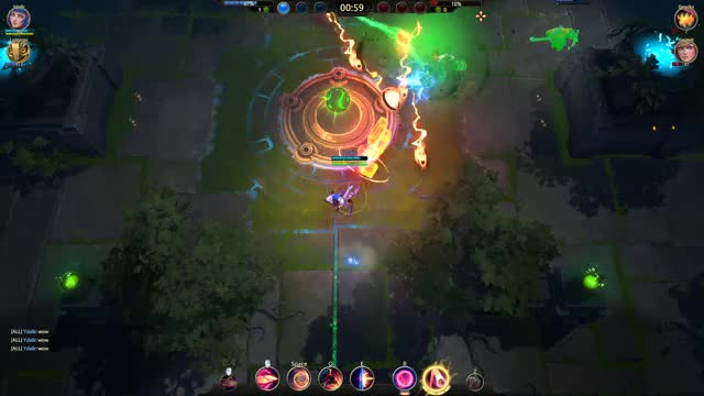Watch and share Battlerite GIFs and Destiny GIFs by wastewater on Gfycat
