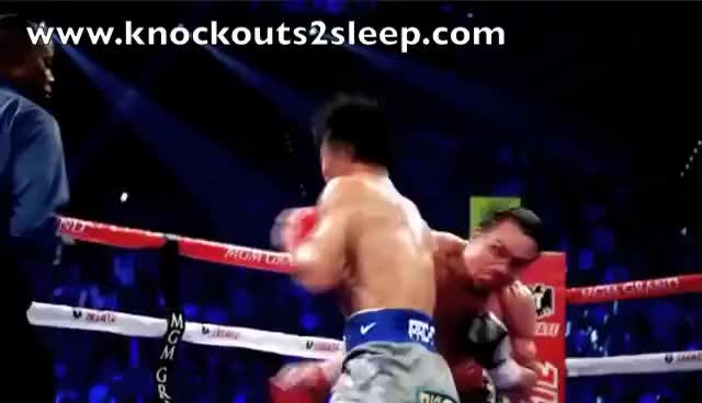 Watch Manny Pacquiao Vs Juan Manuel Marquez knockout GIF on Gfycat. Discover more related GIFs on Gfycat