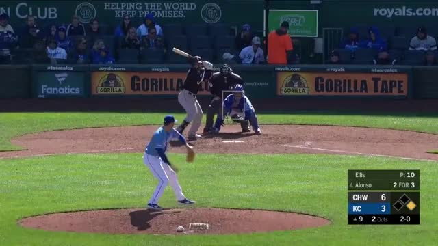 Watch Ellis CU DATABASE GIF on Gfycat. Discover more Chicago White Sox, baseball GIFs on Gfycat