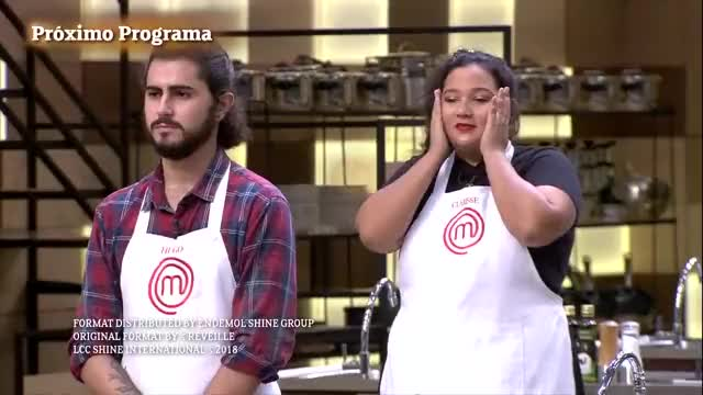 Watch and share MASTERCHEF BRASIL (13/03/2018) | PARTE 5 | EP 02 | TEMP 05 GIFs on Gfycat