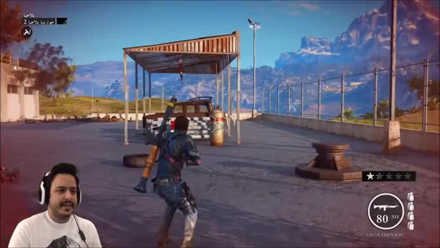 Watch Byyyyye! GIF on Gfycat. Discover more gaming, justcause3 GIFs on Gfycat