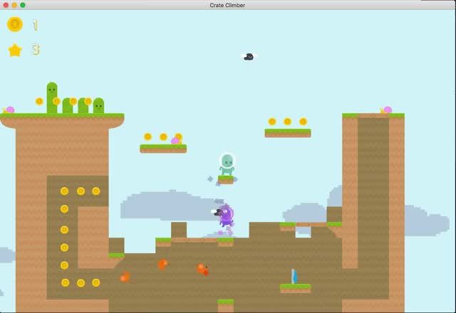 Watch and share Platformer Game Mechanics Birds & Snail Mechanics GIFs by soundcloud.com/Duck_Puncher on Gfycat