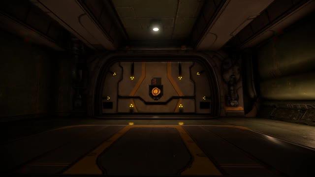 Watch and share Warframe - Grineer Door (Large) GIFs on Gfycat
