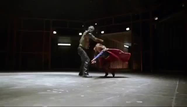 Watch Supergirl 2x04 Kara Fights GIF on Gfycat. Discover more related GIFs on Gfycat