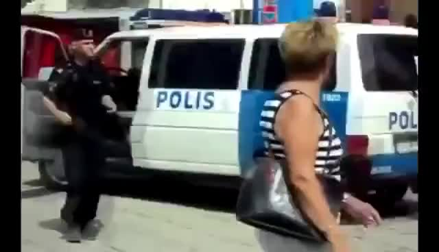 Watch police GIF on Gfycat. Discover more crayzy GIFs on Gfycat
