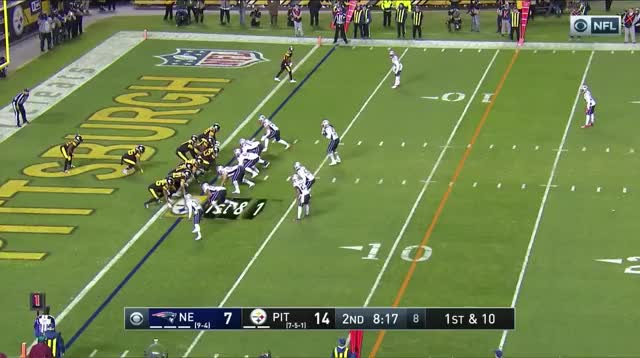 Watch and share Stevan Ridley 12-yard Run Vs Patriots GIFs by msd9755503 on Gfycat