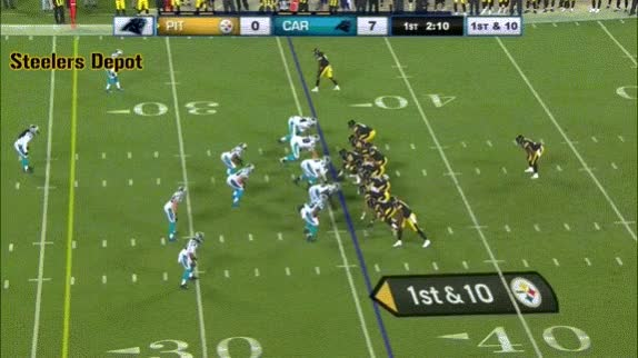 Watch and share Mcdonald-panthers-2 GIFs on Gfycat