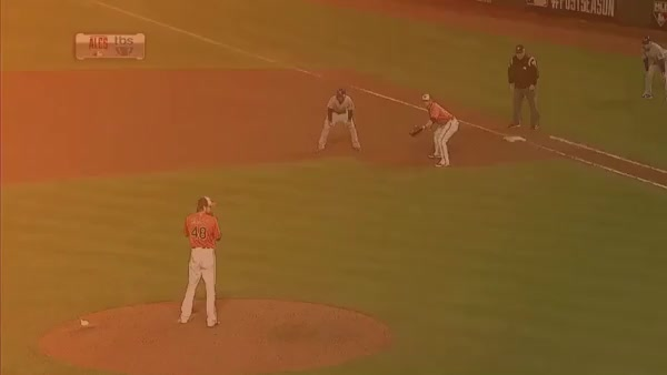 Watch and share Jarrod Dyson And Nelson Cruz Comment On ALCS GIFs by balsportsreport on Gfycat