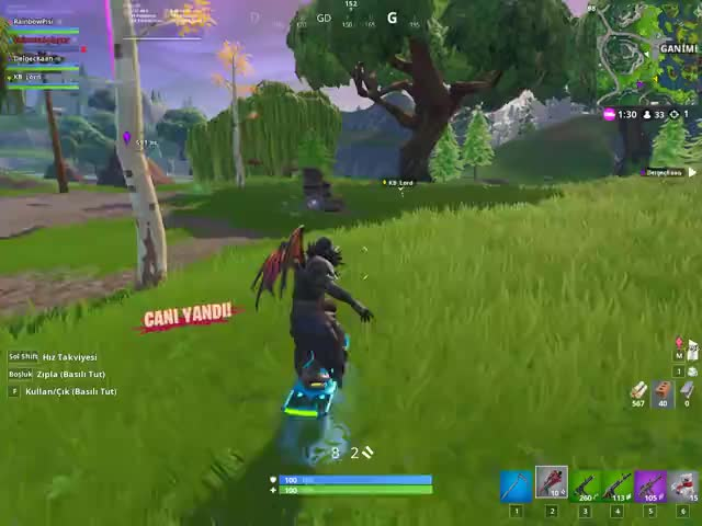 Watch Fortnite GIF by rainbowcat (@rainbowcat0) on Gfycat. Discover more related GIFs on Gfycat