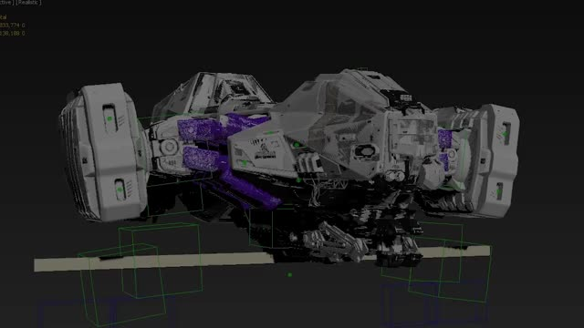 Watch Reclaimer Landing-Gear Animation GIF on Gfycat. Discover more Chris Roberts, Cloud Imperium, Freelancer, Roberts Space Industries, Space Sim, Squadron 42, Star Citizen, Video Games, Videogame, Wing Commander GIFs on Gfycat