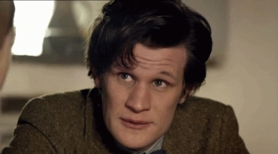 Matt Smith, The Dr Disgusted GIFs