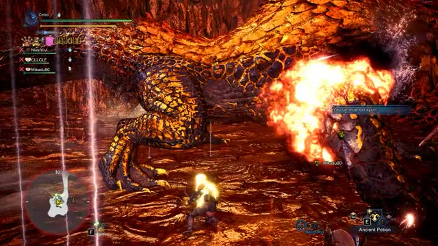 Watch KT vs. SAED GIF by no1tcefni (@no1tcefni) on Gfycat. Discover more cb, charge blade, kt, kulve, kulve taroth, mhw, monster hunter, monster hunter world, saed GIFs on Gfycat