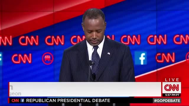 Watch and share Ben Carson's Stupid 'moment' Of Silence! Hypocrisy At Its Best!! GIFs on Gfycat