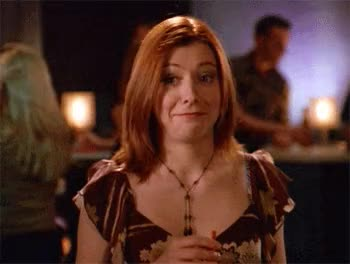 Watch this trending GIF on Gfycat. Discover more Alyson Hannigan GIFs on Gfycat
