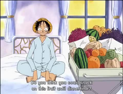 Watch and share Luffy GIFs on Gfycat