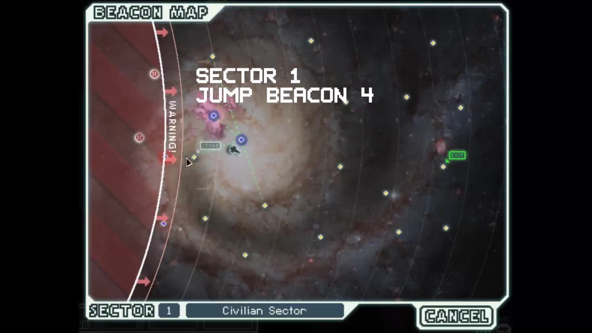 FTL: Easier Difficulty GIFs