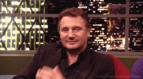 Watch this trending GIF on Gfycat. Discover more liam neeson GIFs on Gfycat