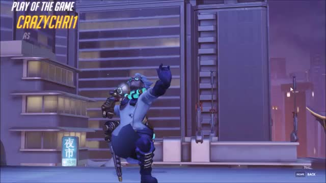 Watch and share Overwatch GIFs by Aselfproclaimedgynecologist on Gfycat
