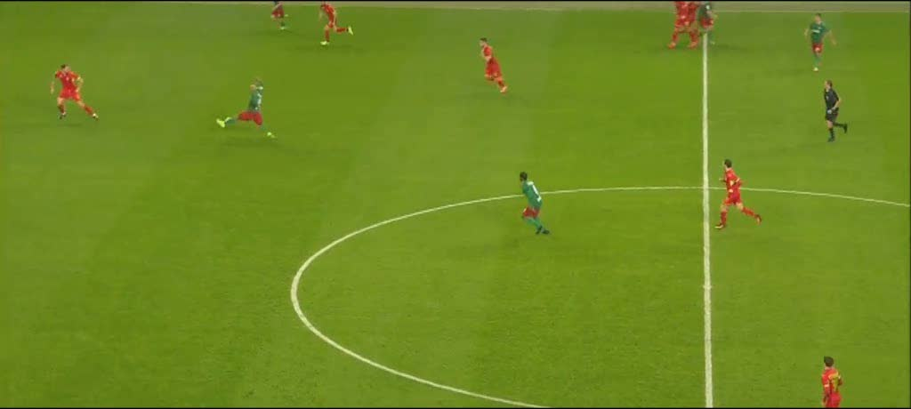 soccergifs, Ari nutmeg skill GIFs