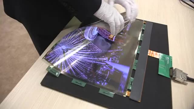 Watch LG rollable display GIF on Gfycat. Discover more foldable screen, interestingasfuck, lg GIFs on Gfycat