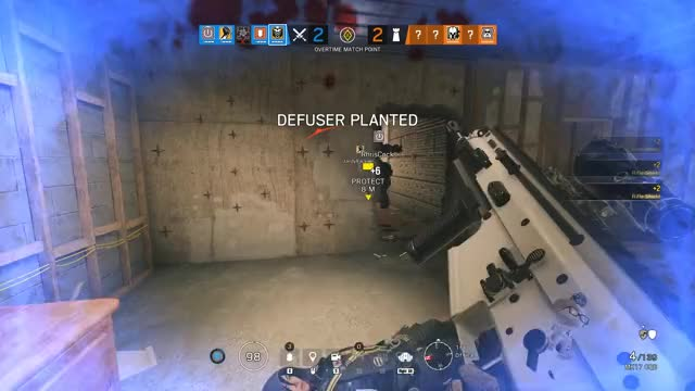 Watch PRESSURE GIF by @pilager on Gfycat. Discover more rainbow6, siege GIFs on Gfycat