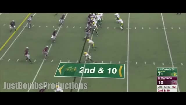 Watch NDSU QB Carson Wentz 2015 Highlights ᴴᴰ GIF by @nfldude on Gfycat. Discover more carson wentz, jbp, justbombsproductions GIFs on Gfycat