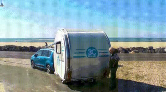 Watch and share Mobile Home GIFs and Caravan GIFs on Gfycat