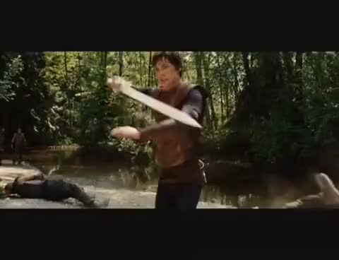 Watch and share Percy Vs Annabeth GIFs on Gfycat
