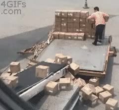 Watch and share Package Delivered GIFs on Gfycat