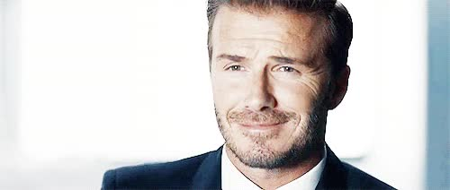 Watch The Men Who Went From Fashion Zeros To Style Heroes • World News GIF on Gfycat. Discover more david beckham GIFs on Gfycat
